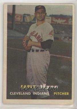 1957 Topps - [Base] #40 - Early Wynn