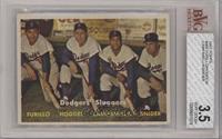 Dodgers' Sluggers (Furillo, Hodges, Campanella, Snider) [BVG3.5]