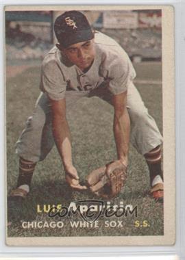 1957 Topps - [Base] #7 - Luis Aparicio