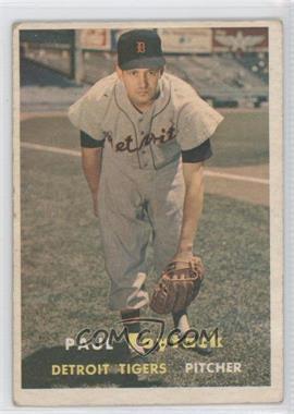 1957 Topps - [Base] #77 - Paul Foytack [GoodtoVG‑EX]