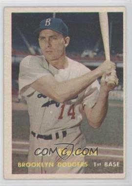 1957 Topps - [Base] #80 - Gil Hodges