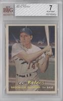 Gil Hodges [BVG 7 NEAR MINT]