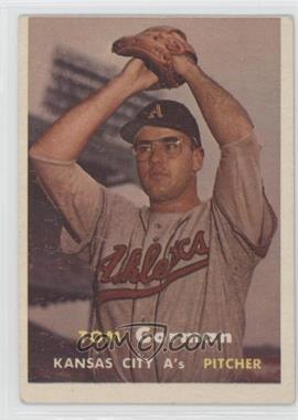 1957 Topps - [Base] #87 - Tom Gorman