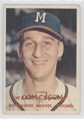 1957 Topps - [Base] #90 - Warren Spahn [GoodtoVG‑EX]