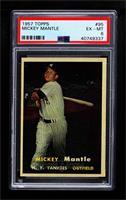 Mickey Mantle [PSA6EX‑MT]