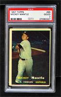 Mickey Mantle [PSA 2 GOOD]