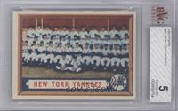 New York Yankees Team [BVG5EXCELLENT]