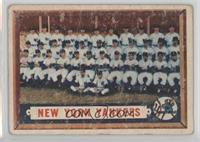 New York Yankees Team [Poor]
