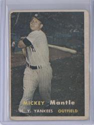 Topps Mickey Mantle