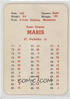 1958 Apba Baseball 1957 Season Base Baseball Cards