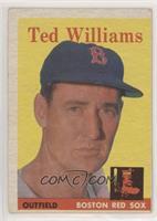 Ted Williams [GoodtoVG‑EX]