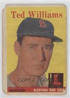 Ted Williams [NonePoortoFair]