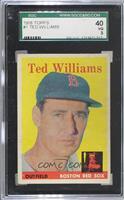Ted Williams [SGC40VG3]