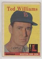 Ted Williams [NoneGoodtoVG‑EX]