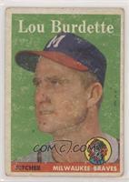 Lou Burdette [NonePoortoFair]
