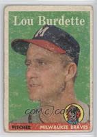 Lou Burdette [PoortoFair]