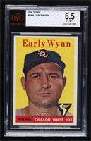 Early Wynn (team name in white) [BVG6.5EX‑MT+]