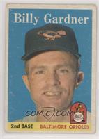 Billy Gardner [NoneGoodtoVG‑EX]