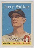 Jerry Walker [Poor to Fair]