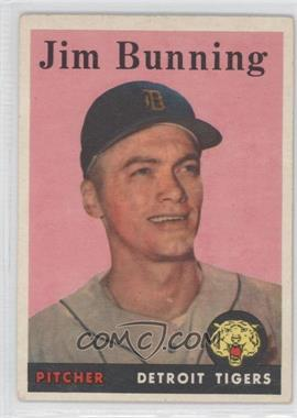1958 Topps - [Base] #115 - Jim Bunning