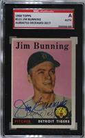 Jim Bunning [SGCAuthenticAuthentic]