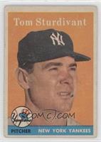 Tom Sturdivant [NoneGoodtoVG‑EX]