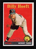 Billy Hoeft (player name in yellow, Red Triangle by Foot)