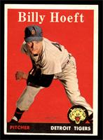 Billy Hoeft (player name in yellow, Red Triangle by Foot) [EX]