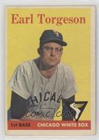 Earl Torgeson [Poor]