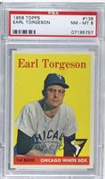 Earl Torgeson [PSA 8]