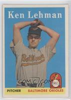 Ken Lehman