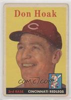 Don Hoak [NoneGoodtoVG‑EX]