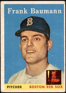 1958 Topps - [Base] #167 - Frank Baumann [GOOD]