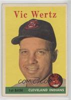 Vic Wertz [NoneGoodtoVG‑EX]