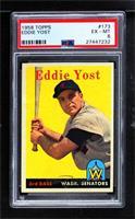Eddie Yost [PSA6EX‑MT]