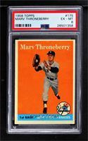 Marv Throneberry [PSA6EX‑MT]