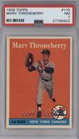 Marv Throneberry [PSA7NM]