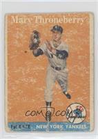 Marv Throneberry [Altered]