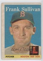 Frank Sullivan [GoodtoVG‑EX]