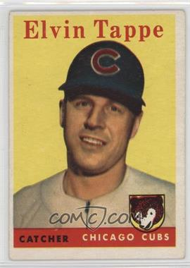 1958 Topps - [Base] #184 - El Tappe [Poor to Fair]