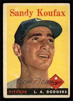 Sandy Koufax [VG]