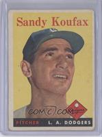 Sandy Koufax [PoortoFair]