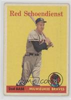 Red Schoendienst [Poor]