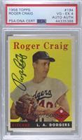 Roger Craig [PSA/DNACertifiedEncased]