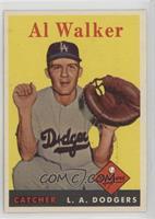 Rube Walker (Al on Card) [PoortoFair]