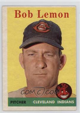 1958 Topps - [Base] #2.1 - Bob Lemon