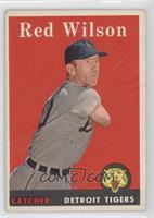 Red Wilson [Good to VG‑EX]