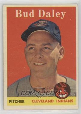 1958 Topps - [Base] #222 - Bud Daley [PoortoFair]