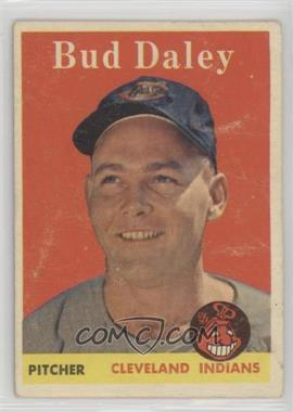 1958 Topps - [Base] #222 - Bud Daley [Poor]