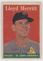 Lloyd Merritt [NoneGoodtoVG‑EX]